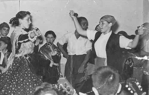 Celebracion del cantamisas.