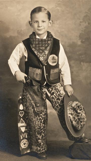 A Chicago Cowboy - n.d.