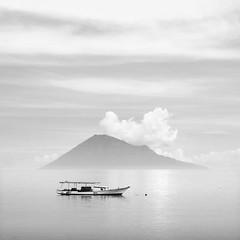 At Ease (Hengki Koentjoro) Tags: ocean sea holiday water relax island still surreal tropic liquid manado tua reanquil