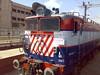 TIGER (deepak nambiar i.r-railfan) Tags: railroad train railway loco trains locomotive railways railfan nagpur indianrailways indianrail centralrailway irfca electricengine ajni indianrailfan wag727431