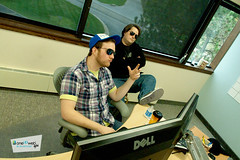 Bro Yo kickin' it at Oneupweb (oneupweb) Tags: dev programming development websitedevelopment oneupweb brogrammers