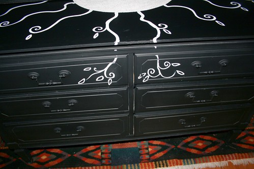 6 Drawer Dresser by Rick Cheadle Art and Designs