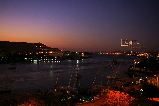 [Egypte] Assouan by night