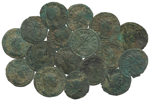 Some of the Bredon Hill hoard
