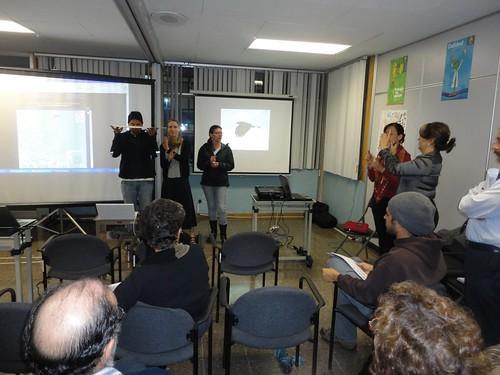 Charla interactiva- Migración de Gavilanes