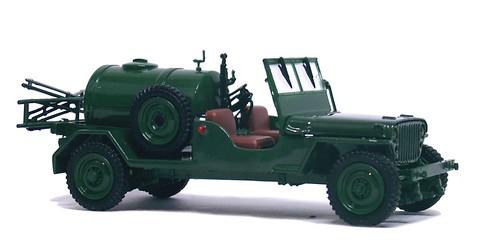 Univ.Hobbies Jeep agricola