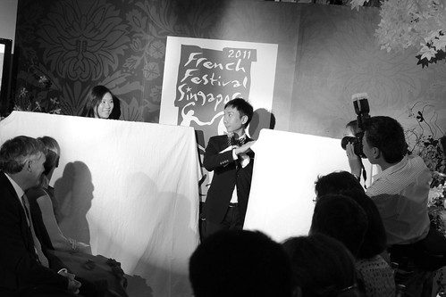 Voilah - The French Festival Singapore 2011, Art