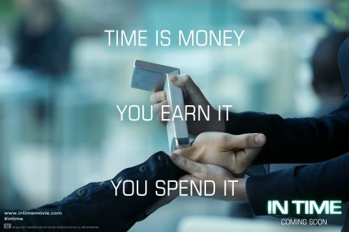YOU EARN AND SPEND TIME