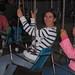 Yo, en las sillas voladoras