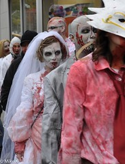 Zombie_Walk_226 (Pardon The Lens) Tags: toronto ontario canada halloween dead scary blood nikon zombie makeup brains gore undead downtowntoronto zombiewalk torontozombiewalk tzw nikond90 102211 zombiewalktoronto braindrive torontozombiewalk2011 oct2211 tzw11 tzw2011