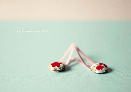 clips flores rojas