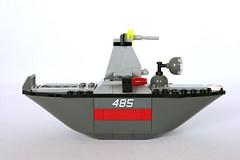 8426 Escape At Sea - Tony Trihull Side