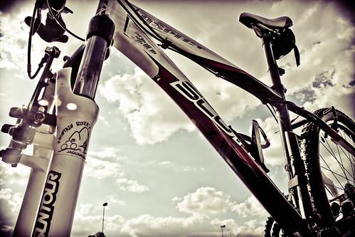 Bikes embarcadas, hora de viajar :-)