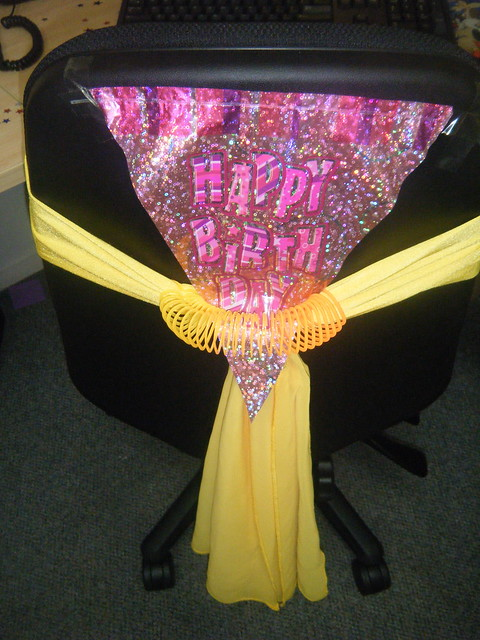 Birthday @ Work
