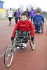 Participation project: East London Wheelchair Athletics Group - Rebecca