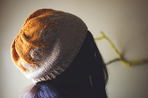 Knit: Colorwork hat