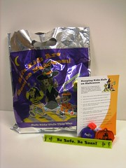 FedEx Halloween Safety Gift Bag