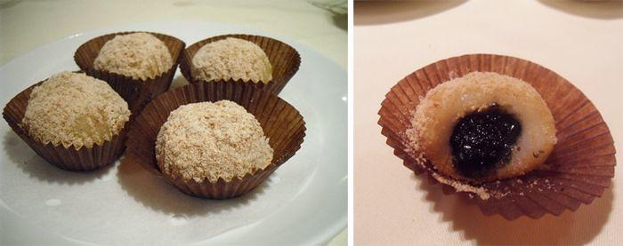 sesame dessert