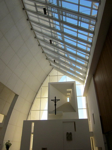 Jubilee Church Interior