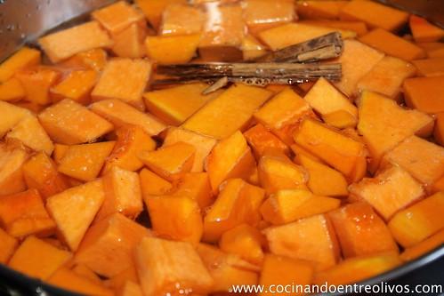 Pudin de Calabaza. www.cocinandoentreolivos (3)