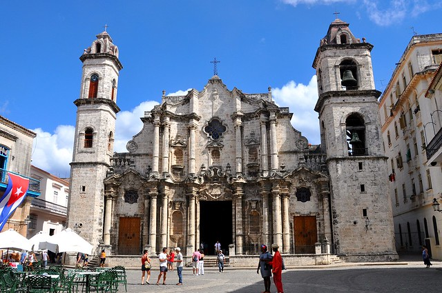 Plaza de la Catedral La Habana