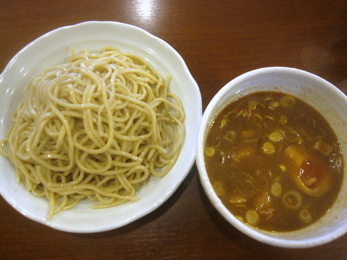 つけ麺@あさか麺工房(江古田)