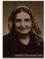 Hafız Selma Hanım - İzbeli Çiftliği - Kastamonu