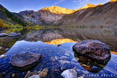 Convict Lake Sunrise (James Neeley) Tags: california sunrise landscape mammothlakes hdr easternsierra convictlake 5xp jamesneeley