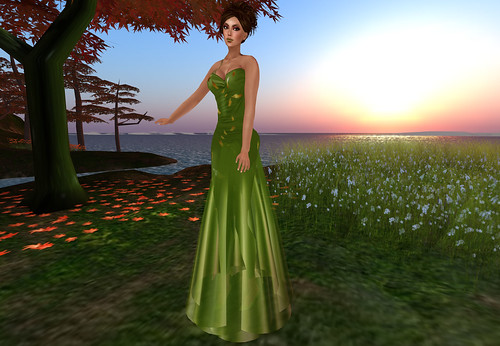 Sascha - October 2011 Gown by Cherokeeh Asteria