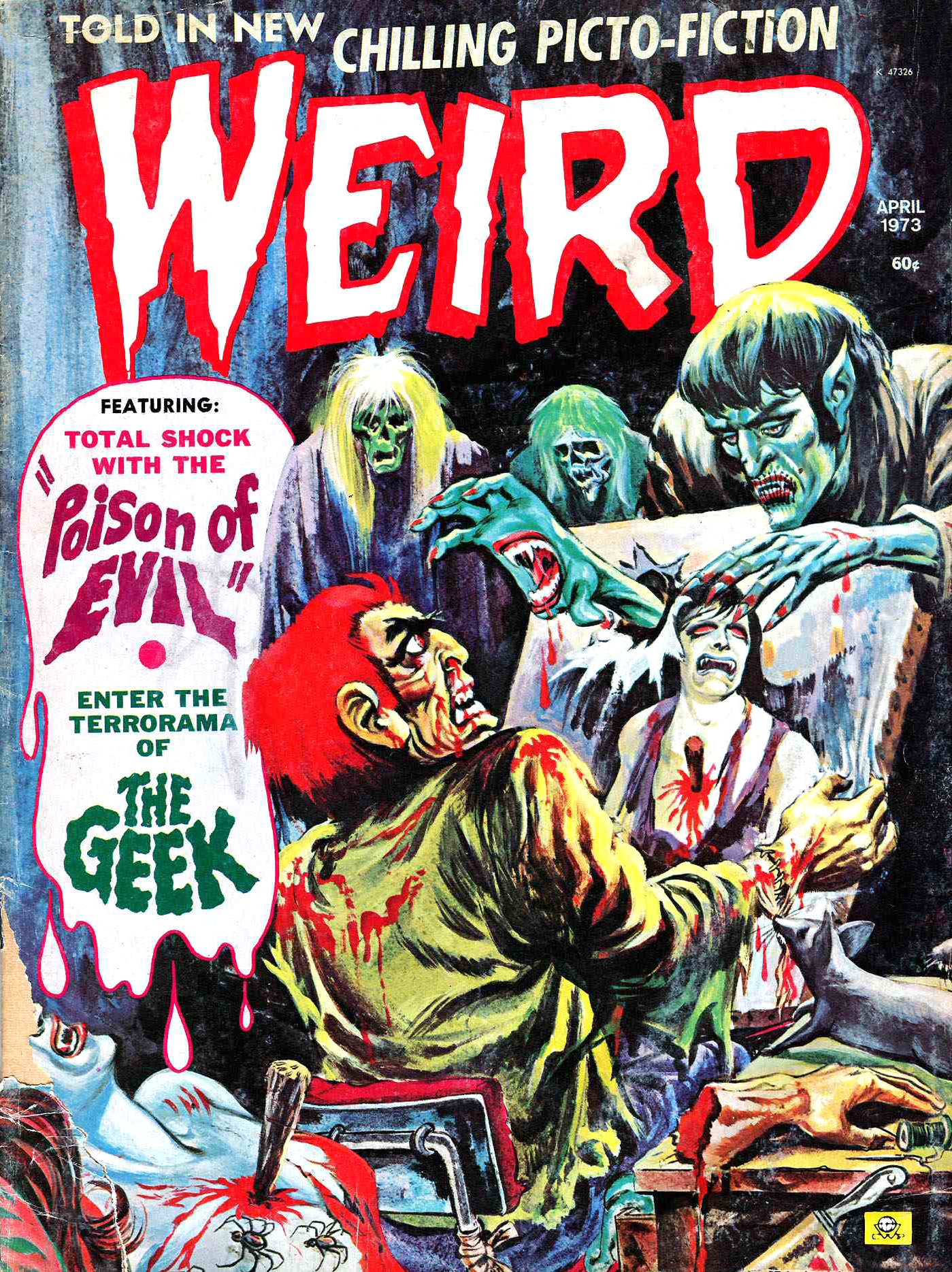 Weird Vol. 07 #3 (Eerie Publications)