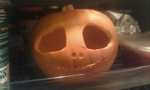 Jack Lantern Pumpkin