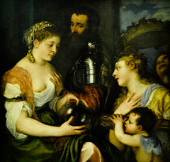 Titian (Titien) - Allegory of Marriage, 1530 at the Louvre Museum Paris France (mbell1975) Tags: school paris france art museum painting italian gallery museu louvre marriage du muse musee m painter venetian museo masters allegory renaissance muzeum italiano mze titian 1530 allegorie titien tiziano tizian vecelli vecellio museumuseum conjugale