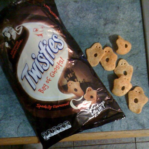 Twisties' Bag of Ghosts
