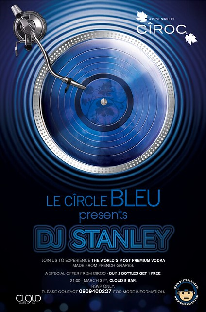 Ciroc presents DJ Stanley 2011