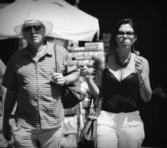 so what (TIBBA69) Tags: street people blackandwhite bw rome roma canon 350d strada niceshot persone what tamron bianco nero biancoenero 70300 mygearandme andreatiberini