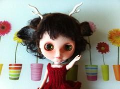 Little deer...