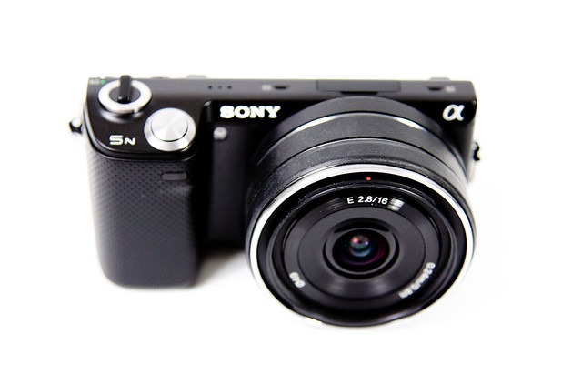 sony nex 5n with 16mm 2.8 pancake