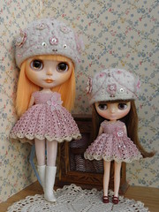 New Sets for Middie and Blythe