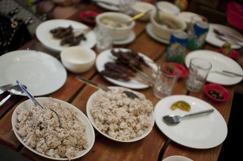 Banquete en Davao