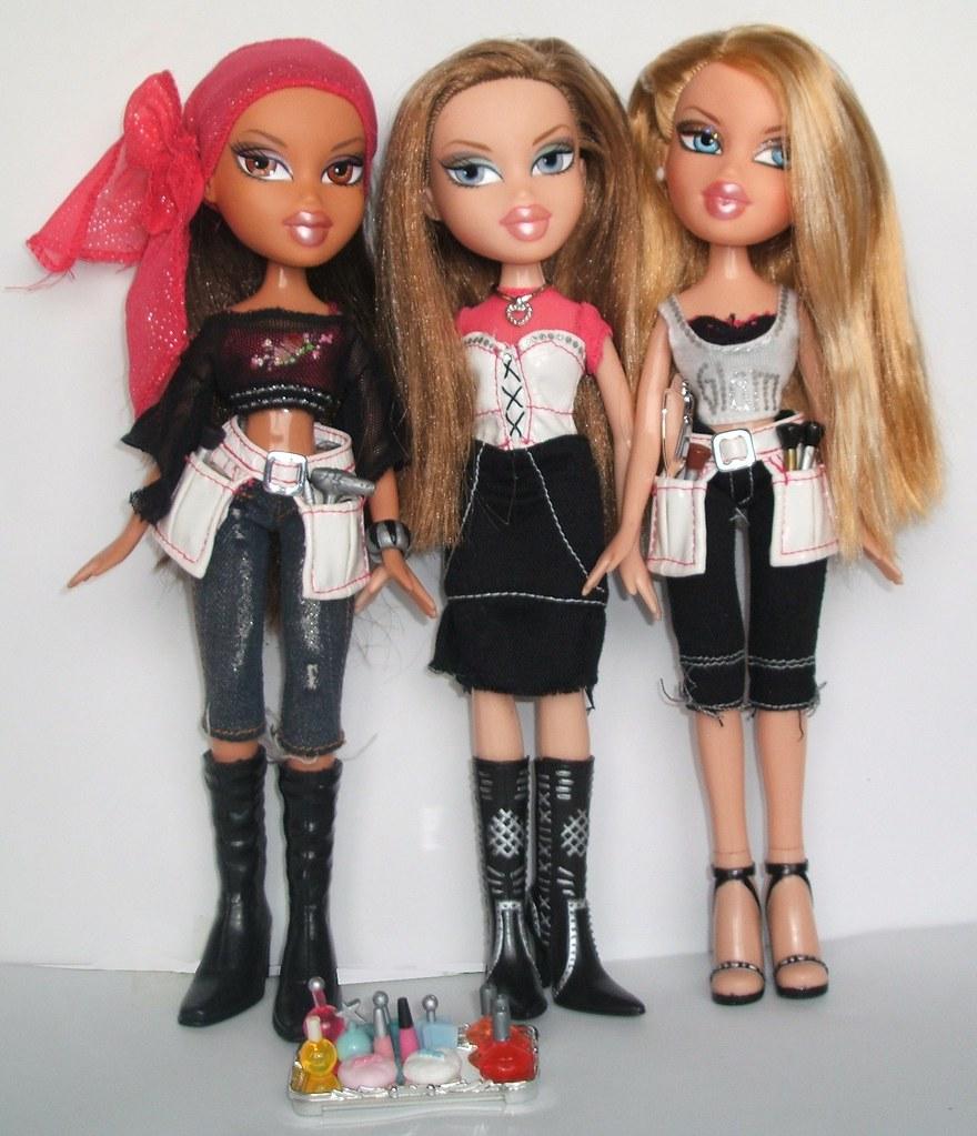 Bratz fashion stylistz leah Bratz Fashion Stylistz bratz doll Pinterest Dolls