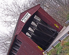 Bridge Entrance (Katie1653) Tags: bridge entrance angled