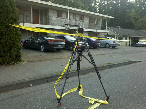 Crime Spree Tripod