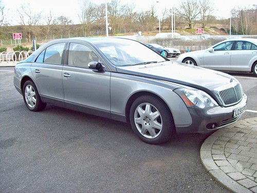 155 Maybach 57 (2002-on)