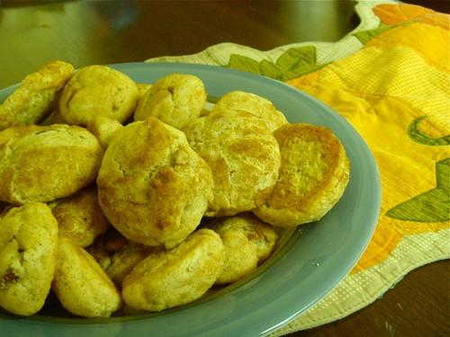Pecan Doodle Cookies