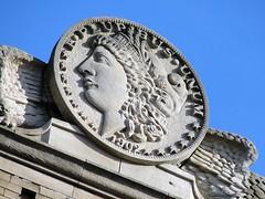West Virginia ~ Wellsburg (e r j k . a m e r j k a) Tags: liberty coin bank brooke westvirginia dollar epluribusunum 1907 wellsburg upperohiovalley erjkprunczyk