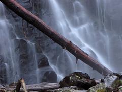 Crabtree Falls 3 (BlueRidgeKitties) Tags: northcarolina crabtreefalls westernnorthcarolina neutraldensityfilter nd8 southernappalachians ccbyncsa canonpowershotsx10is