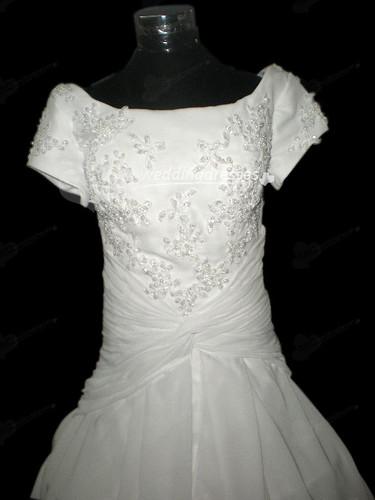 wedding program pocket sleeves diy beaded wedding dress