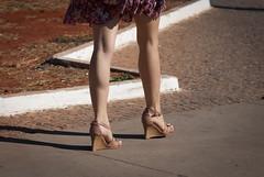 2544tw (Chico Ser Tao) Tags: street brazil woman sexy brasil walking women highheels legs mulher pernas rua mulheres caminhada voyer saltoalto voyerismo