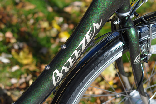 Breezer Uptown 8