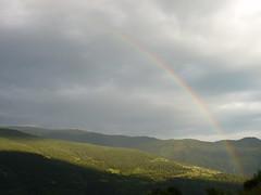 Tots els colors al cel (pireneta) Tags: colors arcoiris cel colores arcdesantmartí